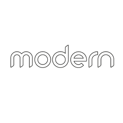 Moderní hliníkové zábradlí