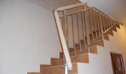 Interiérové schodišťové záabradlí