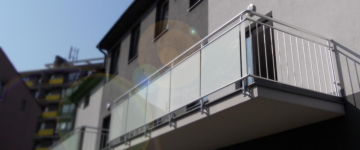 Balkonové Zábradlí Hlinikovezabradlicz